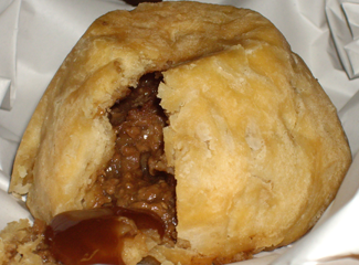 Steak Kidney Pudding